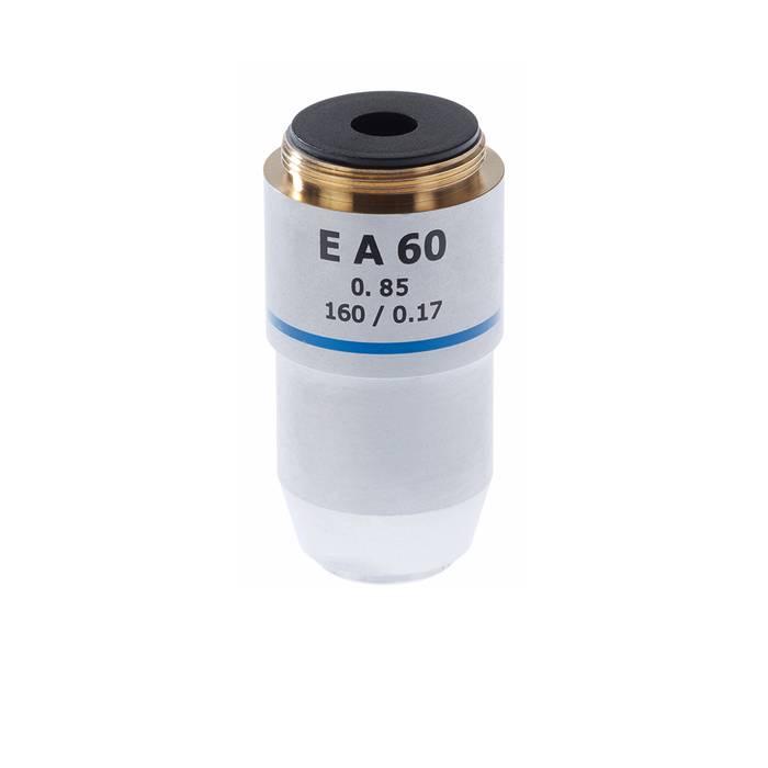 Микромед Объектив для микроскопа 60х/0,85 160/0,17 (М2)