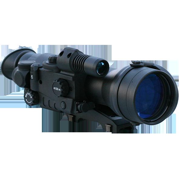 Yukon Прицел ночной Sentinel 3х60 L (26018WLT) Weaver Long