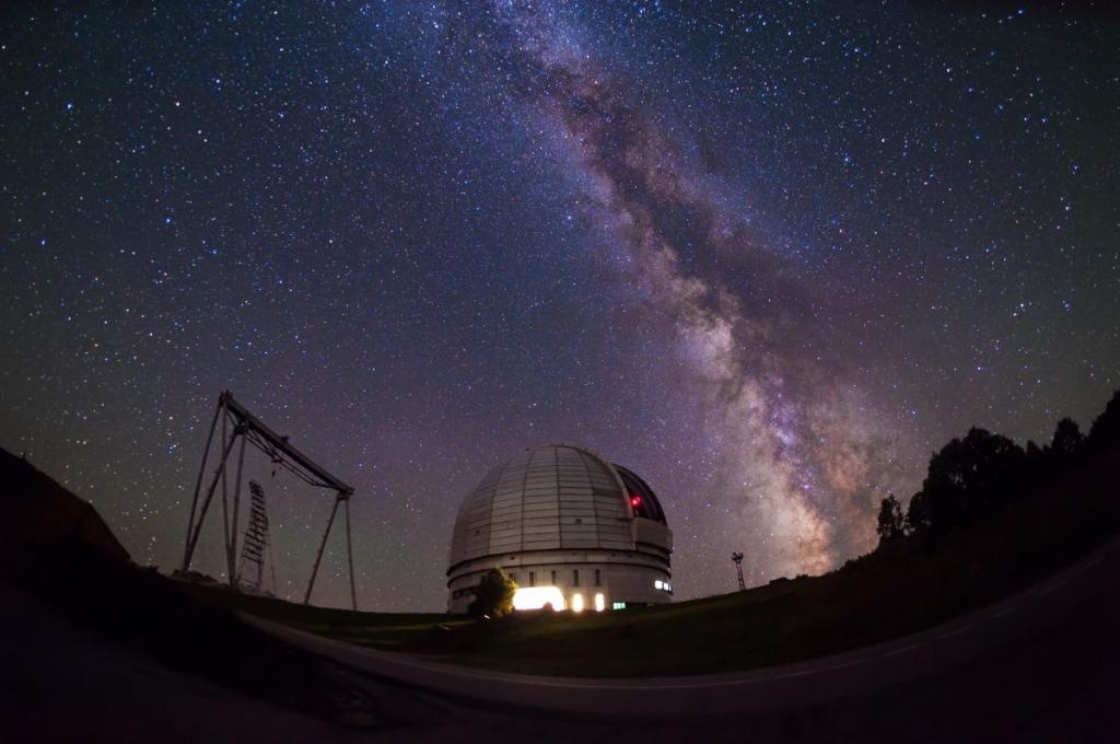 онлайн телескоп реального времени